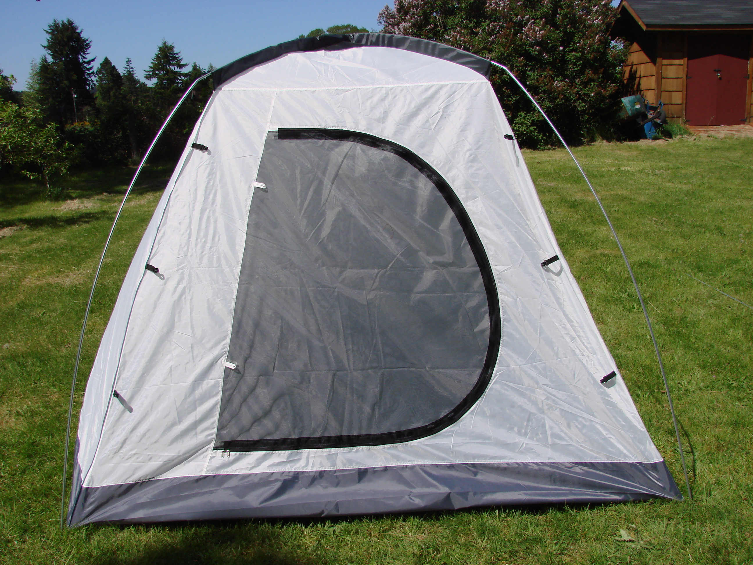 ... bigfoot without rainfly : tent door - Pezcame.Com